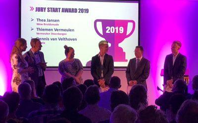 En de Start Award 2019 gaat naar…