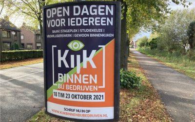 Heb jij deze poster ook zien hangen?