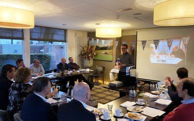 Presentatie Business Open De Wouwse Plantage