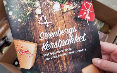 Lokaal samengesteld Steenbergs kerstpakket!